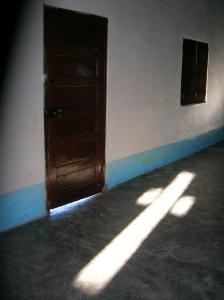 Interior capilla de Fingoe