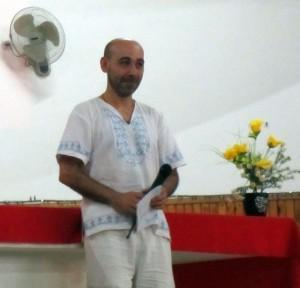 sobue, vigilia, Jose, visita bispo 017