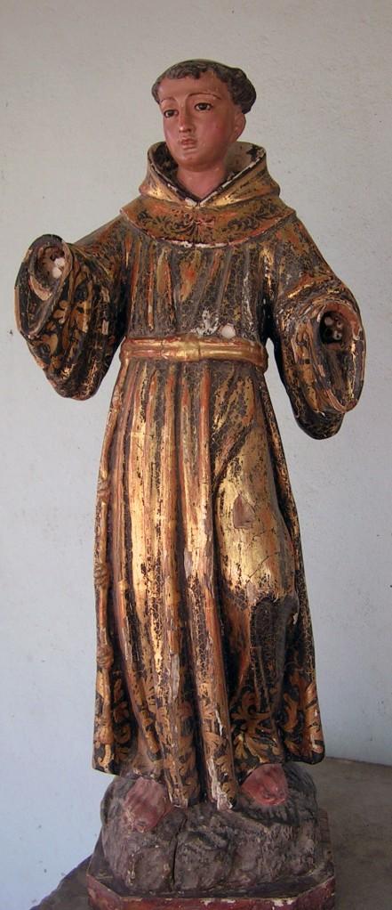 Santo Antonio antes
